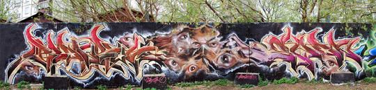 Интервью с граффити райтером Stan One. Изображение № 13.