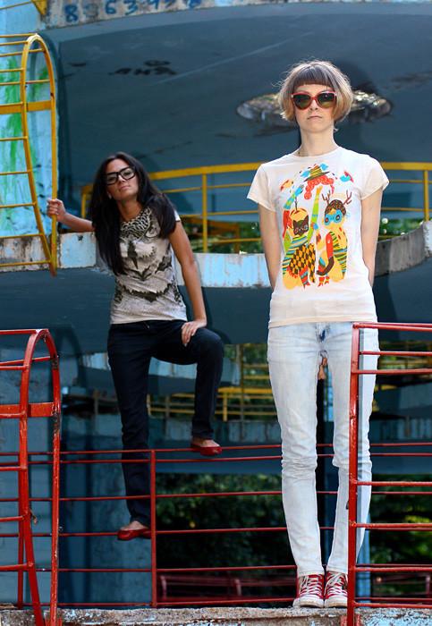 SHUTTLE – Интернет-магазин космических футболок. Изображение № 6.