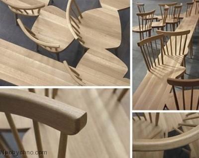 10-ка креативной мебели. Изображение № 12.