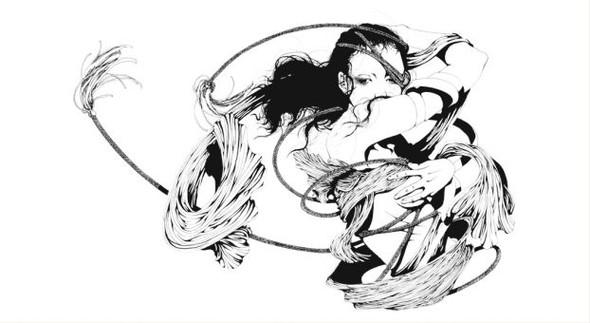 Katsuta Mako – черно-белая грация. Изображение № 10.