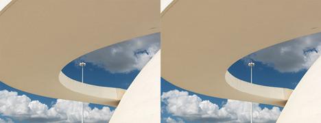 Главные здания Оскара Нимейера —теперь и в 3D. Изображение № 9.