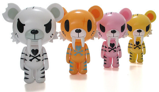 Изображение 6. Дизайнерские игрушки tokidoki.. Изображение № 5.
