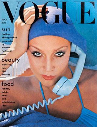 Калейдоскоп обложек Vogue. Изображение № 40.