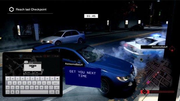 Ubisoft выпустила мобильную игру по Watch Dogs . Изображение № 5.