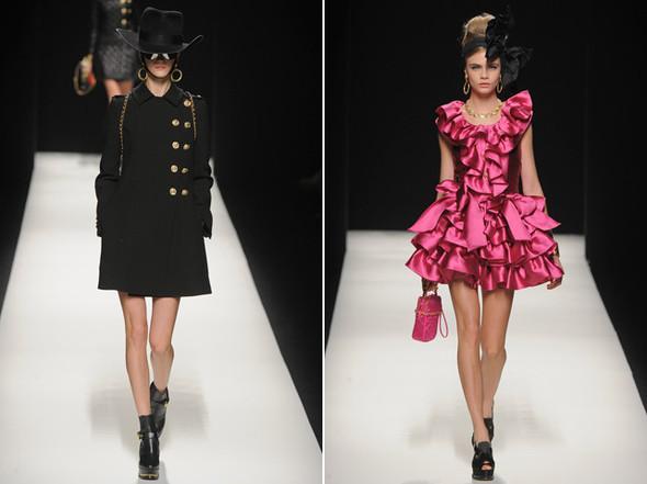 Показы Milan Fashion Week FW 2012: День 3. Изображение № 7.