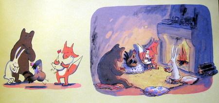 Ликующий сюрвкнижной иллюстрации Беатрис Родригес. Изображение № 20.