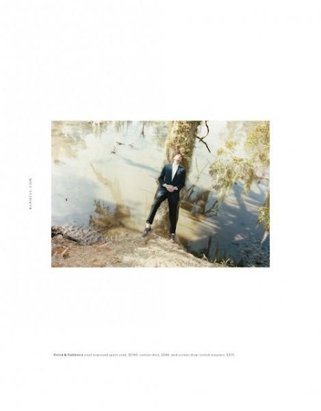 Мужские лукбуки: Barneys, Dior Homme, Opening Ceremony и Pierre Balmain. Изображение № 9.