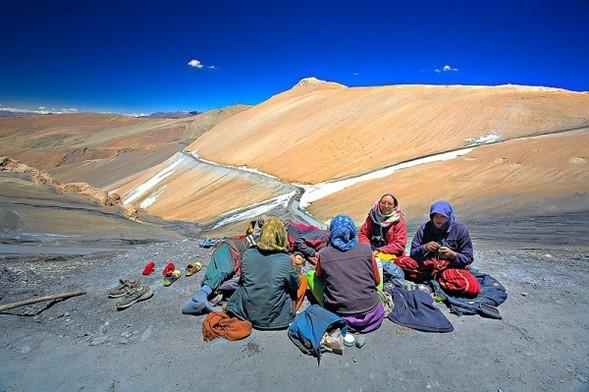 Торжество цвета. Poras Chaudhary. Изображение № 7.