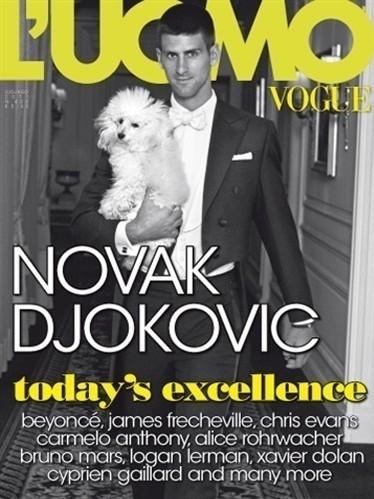 Изображение 4. Обложки: Acne Paper, L'Uomo Vogue, Visionaire и другие.. Изображение № 5.