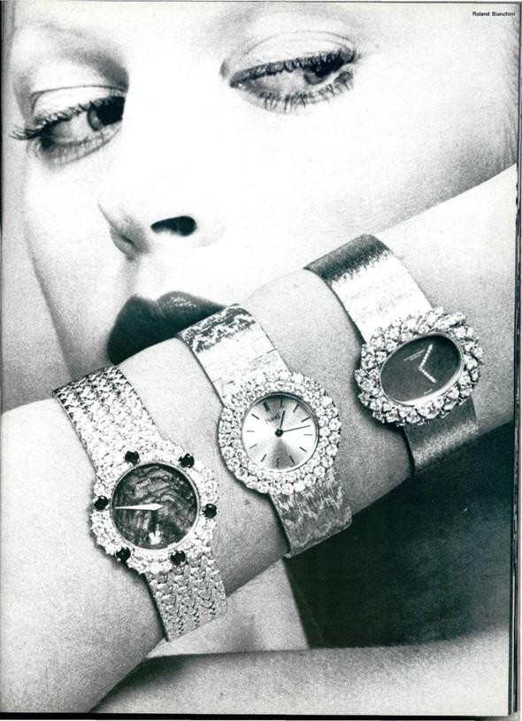 Архивная съёмка: Роланд Бьянчини для L'Officiel, 1972. Изображение № 5.