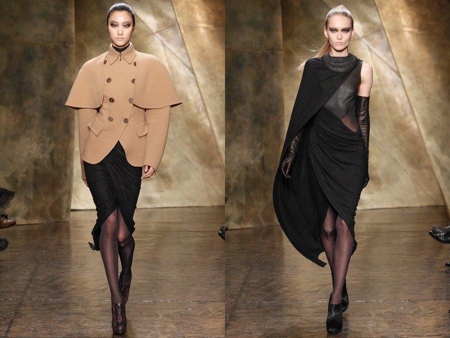 Неделя моды в Нью-Йорке: День 5. Изображение № 15.