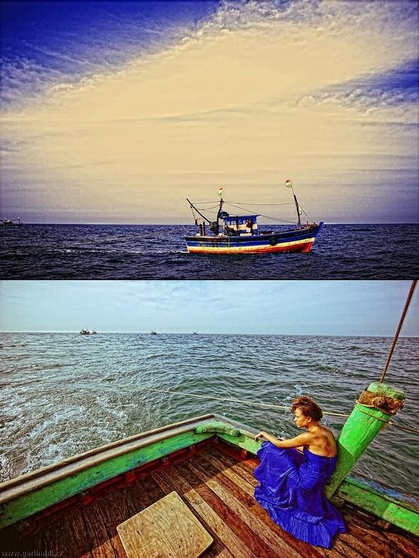 Shrimp boat MFR 646 DF GOA - Non stop. Изображение № 11.