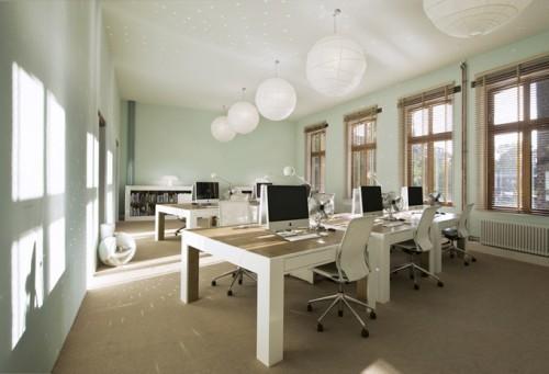 Вкусный офис Parasol Island (Германия). Изображение № 2.