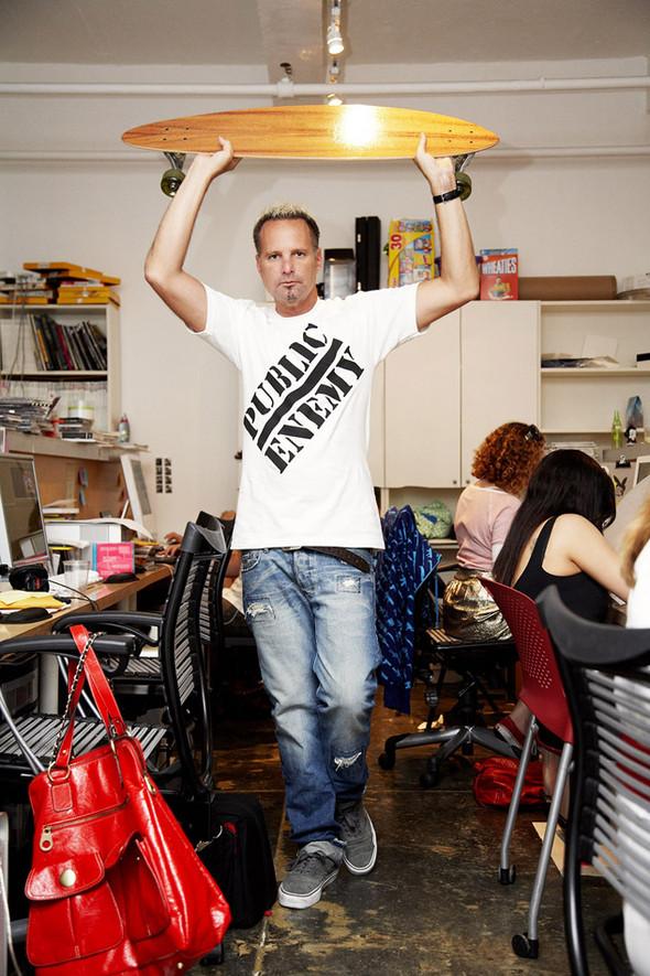 Редакция журнала Nylon вНью-Йорке. Изображение № 2.