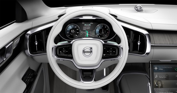 В Volvo разработали салон машины на автопилоте. Изображение № 9.