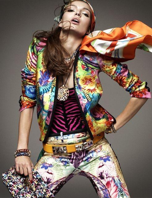Съёмка: Карола Ремер для Vogue. Изображение № 5.