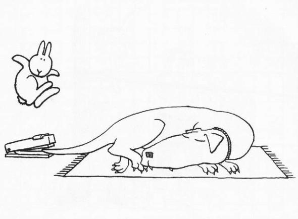 Кролики-самоубийцы(Bunny Suicides). Изображение № 9.