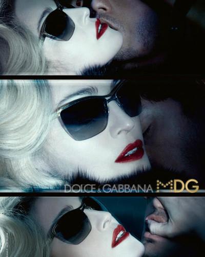 Линия солнцезащитных очков от Мадонны и D&G. Изображение № 3.