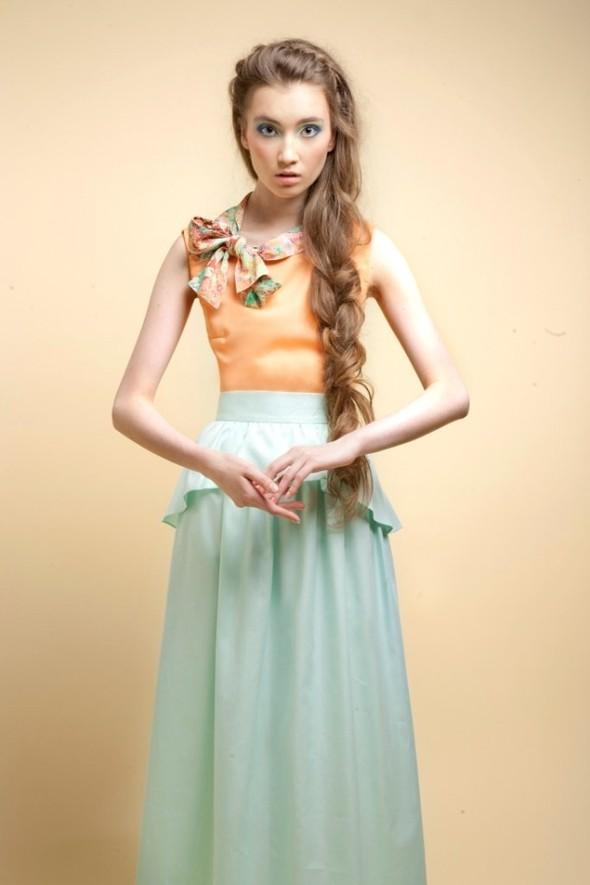 """Коллекция ANaзarova """"BLOSSOM"""" Summer 2012 для BACKSTAGE showroom. Изображение № 6."""
