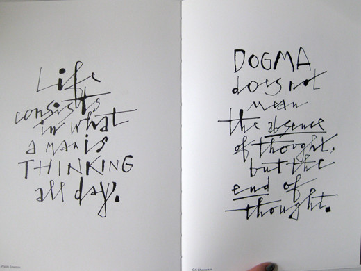 «Мне нравится думать, что художники — это простые люди». Изображение № 25.