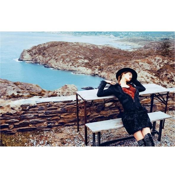 5 новых съемок: Interview, Marie Claire и Vogue. Изображение № 16.