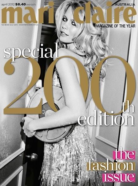 Обложки: Vogue, Acne Paper, Another Man и другие. Изображение № 6.