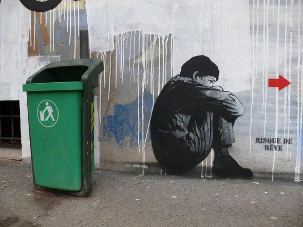 Граффити от легенды стрит-арта Jef Aerosol. Изображение № 10.