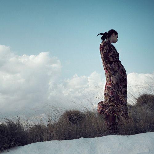 Съёмка: Няша Мотонодзе и Анаис Пульо для Numero. Изображение № 3.