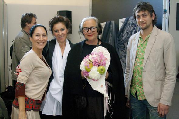 Фотоотчет о семинаре Лидевью Эделькорт в Киеве. Изображение № 27.