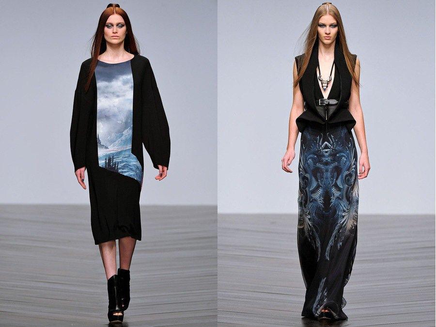 Неделя моды в Лондоне:  День 1. Изображение № 15.