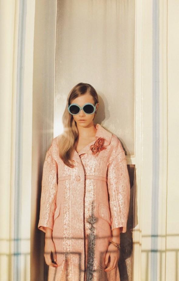 Съёмки: Elle, Vogue и другие. Изображение № 32.