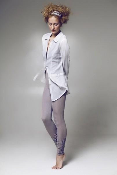 Изображение 2. Лукбук: домашняя одежда от LowFat F/W 2010-2011.. Изображение № 2.