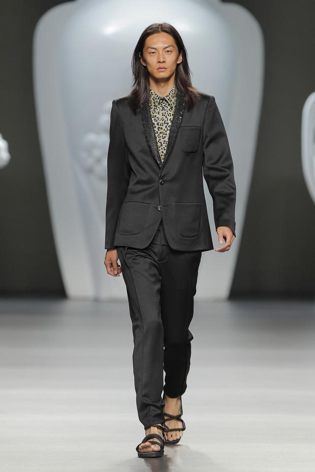 Madrid Fashion Week SS 2013: ANA LOCKING . Изображение № 28.