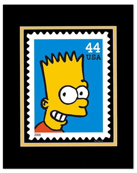 USPostal Service xMatt Groening. Изображение № 8.
