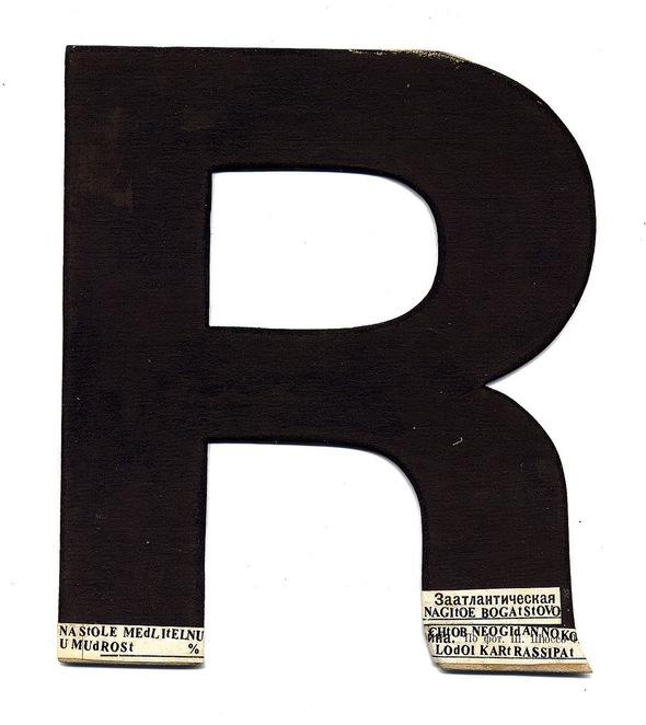 Буквы. Изображение № 7.