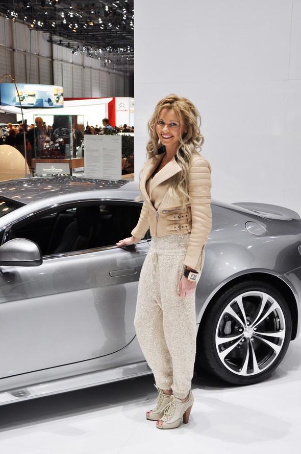 Natalia Freidina at 82nd Geneva International Motor Show. Изображение № 3.