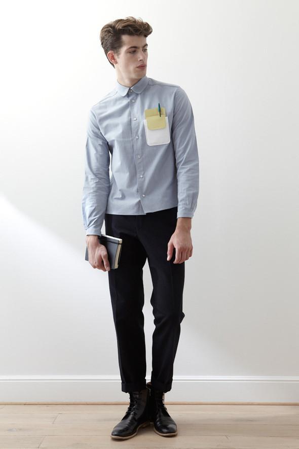 Изображение 8. Лукбук: Carven SS 2012 Menswear.. Изображение № 8.