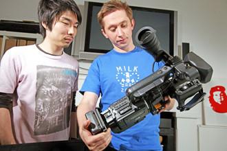 Конкурс для молодых предпринимателей в области кино. Изображение № 1.
