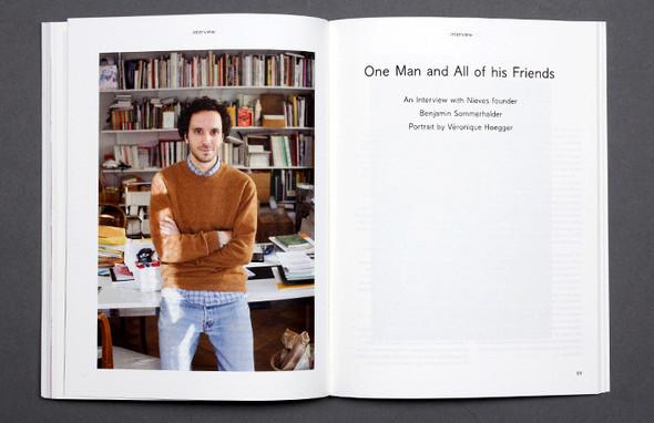 Новый номер журнала It's Nice That. Осень 2011. Изображение № 12.