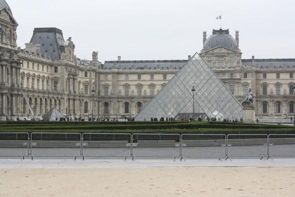 A Paris. Заметки путешественника. Изображение № 16.