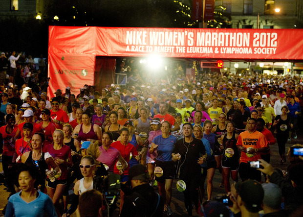 В Сан-Франциско прошел женский марафон Nike Women's Marathon 2012. Изображение № 8.