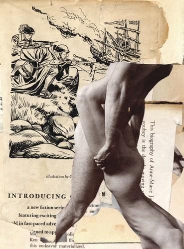Изображение 1. Выставка: International Weird Collage Show.. Изображение № 1.