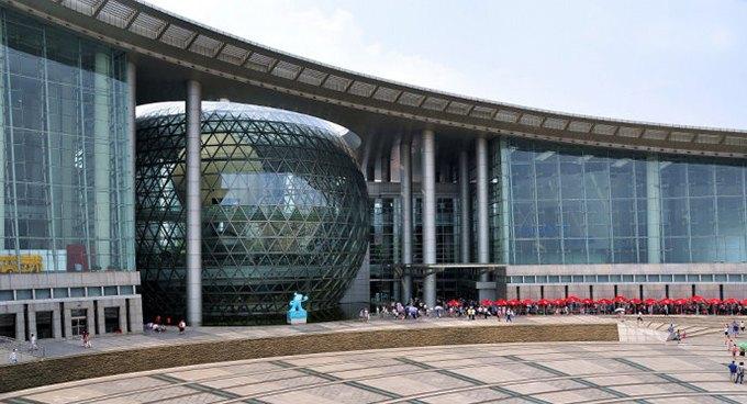 10 высокотехнологичных музеев мира. Изображение № 5.