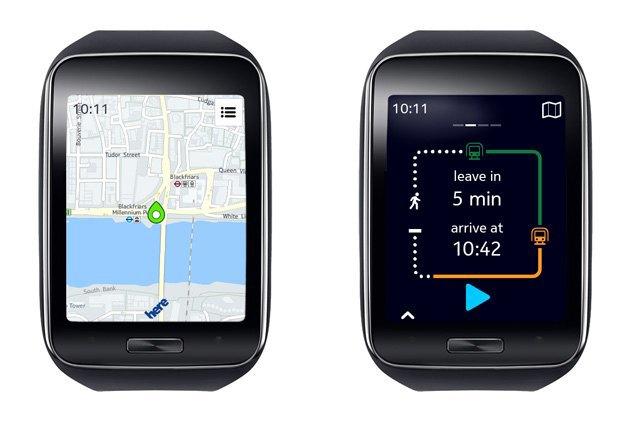 Карты Nokia установят на новые гаджеты Samsung. Изображение № 6.