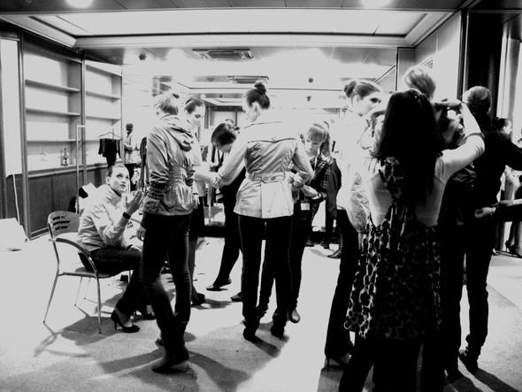 Backstage Savage. Изображение № 12.