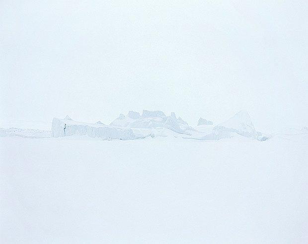 Молчаливые пейзажи Антарктиды . Изображение № 4.