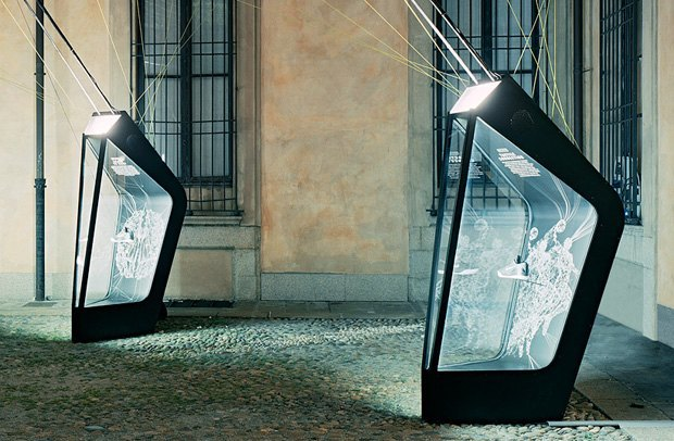 Nike создал инсталляцию для недели дизайна в Милане. Изображение № 5.