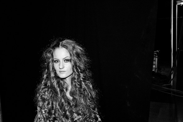 BACKSTAGE Masha Tsigal A/W 13 / foto by Ross Laurence. Изображение № 13.