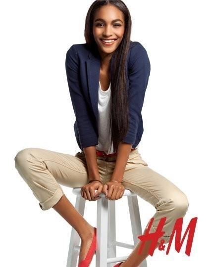 Изображение 5. H&M Romantic Preppy Spring 2011 Campaign.. Изображение № 5.