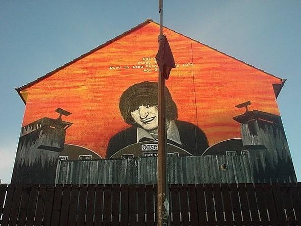 Граффити Ольстера. Изображение № 23.